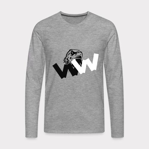 WEIGHTLESS - Men's Premium Longsleeve Shirt