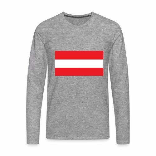 Oesterreich Weltmeisterschaft Fußball - Männer Premium Langarmshirt
