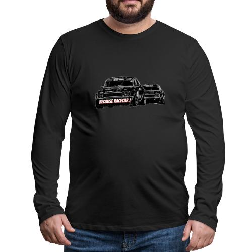 Racecar - T-shirt manches longues Premium Homme