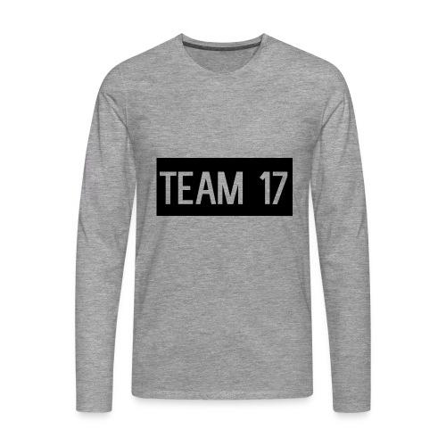 Team17 - Men's Premium Longsleeve Shirt