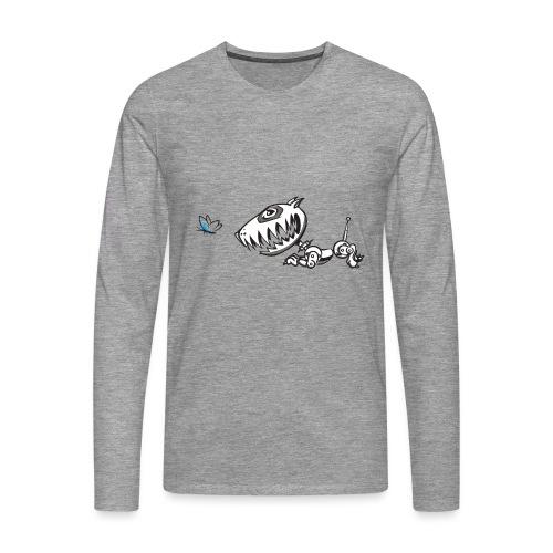 Robodog - Men's Premium Longsleeve Shirt