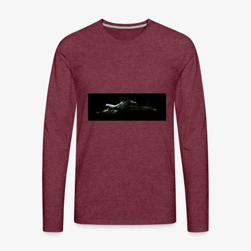 spark2 - Miesten premium pitkähihainen t-paita