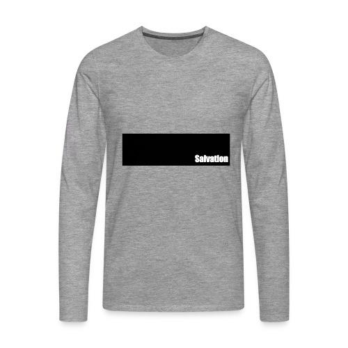 Salvation - Männer Premium Langarmshirt
