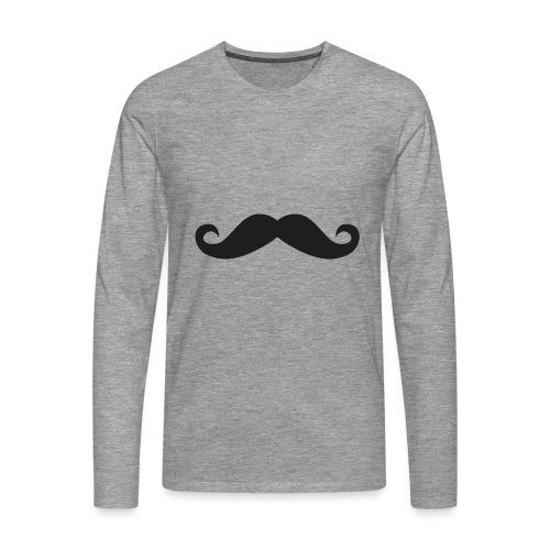 snorretje - Mannen Premium shirt met lange mouwen