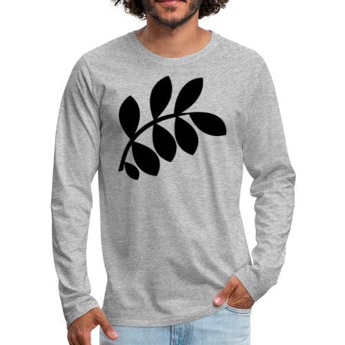 International Peace Bureau IPB Logo Variante 3 - Men's Premium Longsleeve Shirt