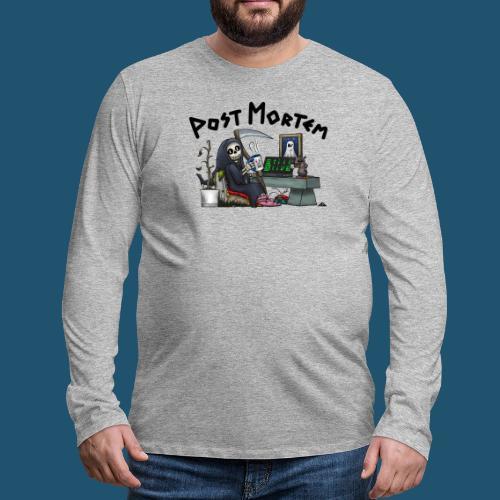 Post Mortem - Still Alive - Långärmad premium-T-shirt herr