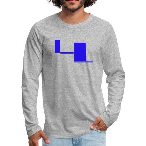 Secret 4 - Männer Premium Langarmshirt