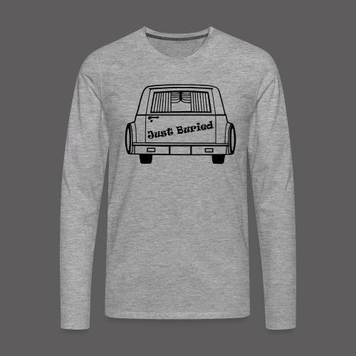 Leichenwagen - Just Buried - Männer Premium Langarmshirt