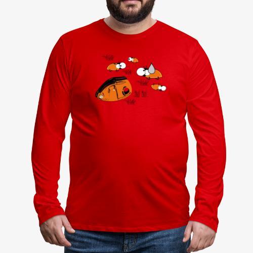 Gri gri - climbing - Men's Premium Longsleeve Shirt