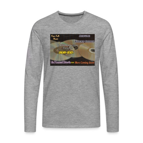 Enemy_Vevo_Picture - Men's Premium Longsleeve Shirt