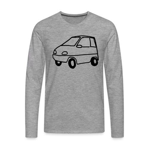 Cantacar - Mannen Premium shirt met lange mouwen