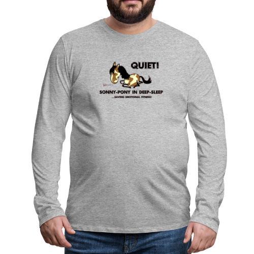 sonny1 - Männer Premium Langarmshirt