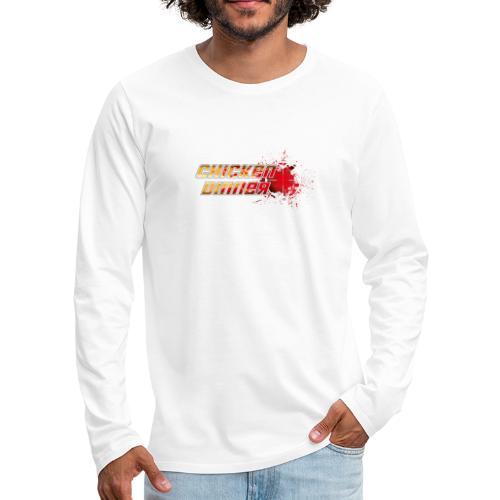 Chicken Dinner - Männer Premium Langarmshirt
