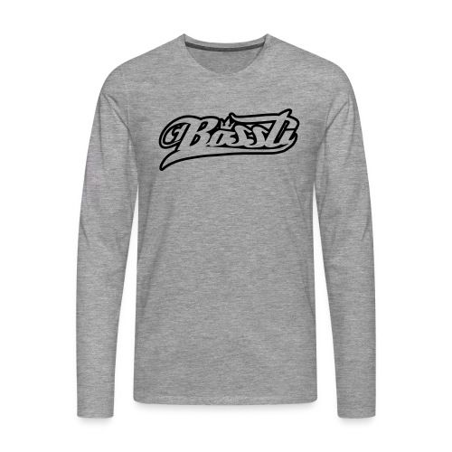 Bossti Hoodie - Männer Premium Langarmshirt