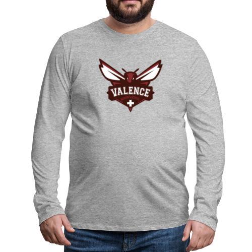 VALENCE ADHESIF 17-50 - T-shirt manches longues Premium Homme