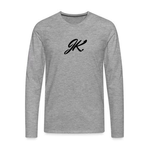 JK - T-shirt manches longues Premium Homme