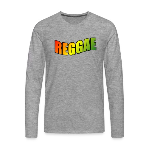 Reggae - Men's Premium Longsleeve Shirt