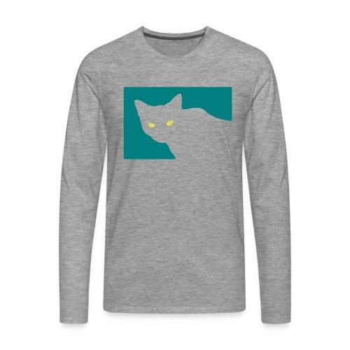 Spy Cat - Men's Premium Longsleeve Shirt