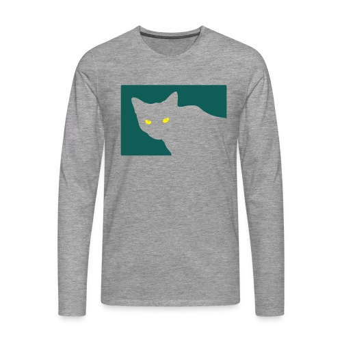 Spy Cat - Men's Premium Longsleeve Shirt