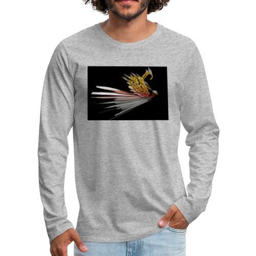 Abstract Bird - Men's Premium Longsleeve Shirt