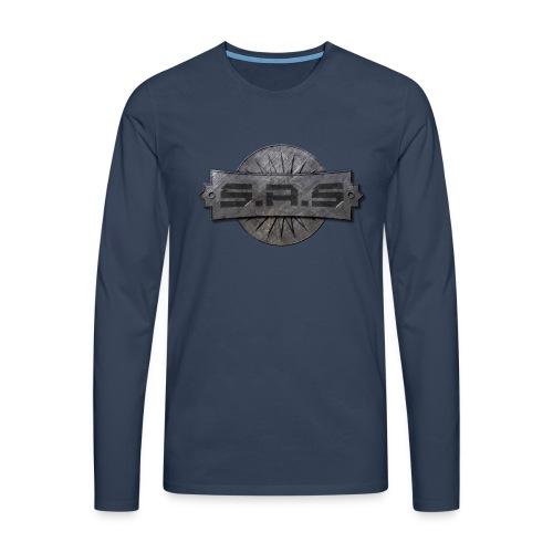 S.A.S. tshirt men - Mannen Premium shirt met lange mouwen