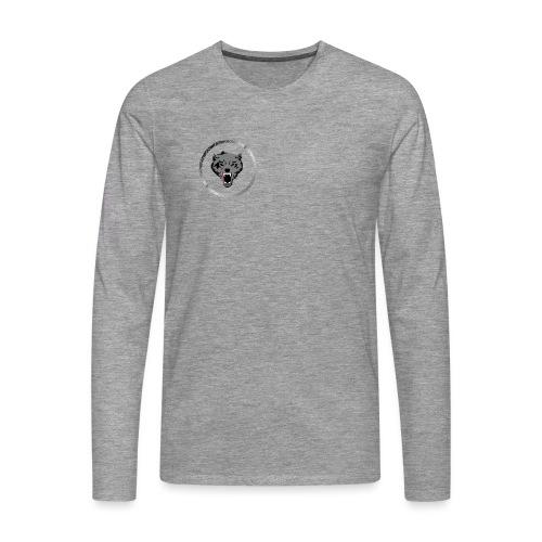 T-Shirt | Männer Shirt/ Heavy and fit - Männer Premium Langarmshirt