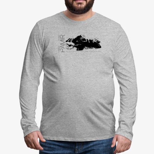 Pamir Expedition black - Men's Premium Longsleeve Shirt