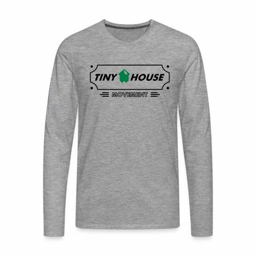 TinyHouse - Männer Premium Langarmshirt