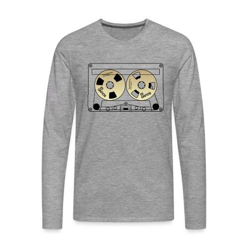 TEAC SOUND 52 - Men's Premium Longsleeve Shirt