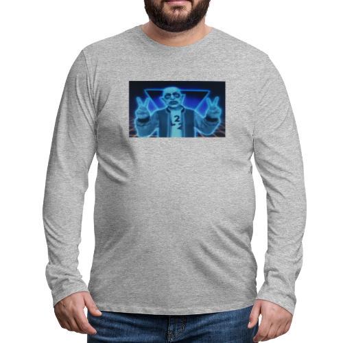 FullSizeR - Långärmad premium-T-shirt herr