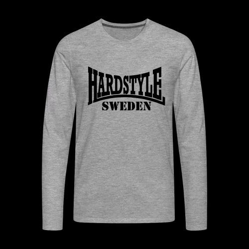hardstyle - Långärmad premium-T-shirt herr