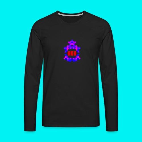 Nebuchadnezzar the ping - Men's Premium Longsleeve Shirt