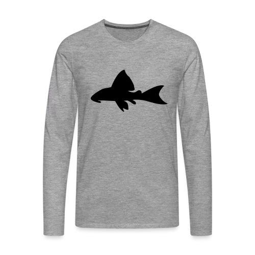Malle - Premium langermet T-skjorte for menn