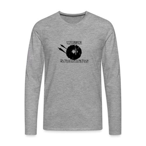 Schildmaid - Männer Premium Langarmshirt