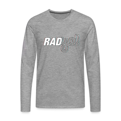 RADYO! - T-Shirt - Männer Premium Langarmshirt