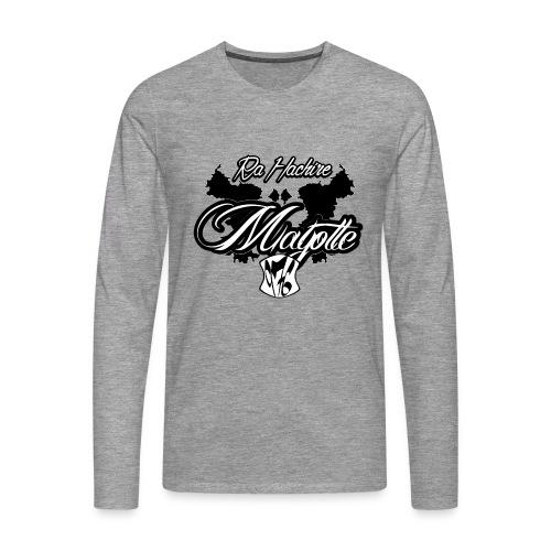 RA HACHIRI - T-shirt manches longues Premium Homme