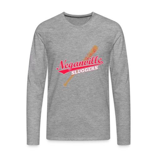 Neganville Sluggers - Men's Premium Longsleeve Shirt
