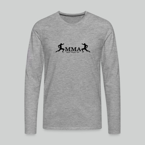 MMA Fighters - Männer Premium Langarmshirt
