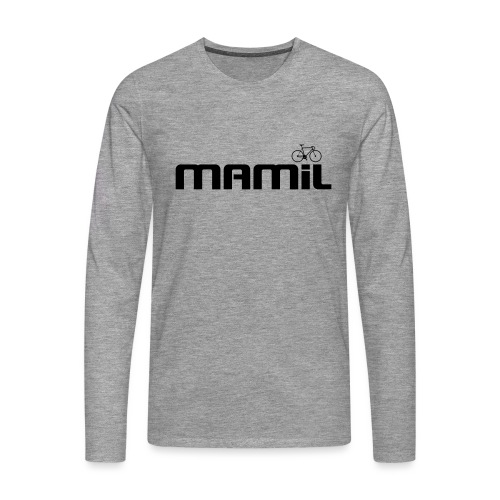 mamil1 - Men's Premium Longsleeve Shirt
