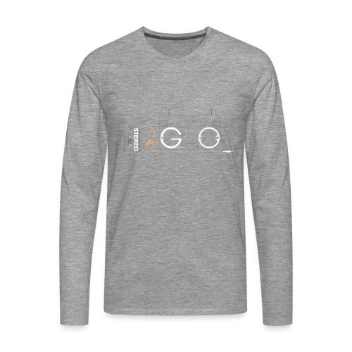 Design S2G new logo - Men's Premium Longsleeve Shirt
