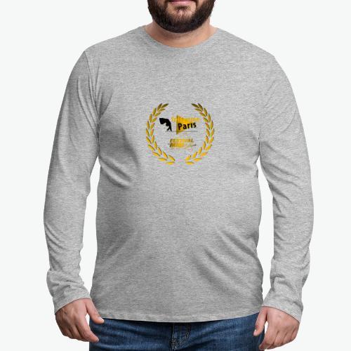 Followme Paris lauréat Festival MMI Béziers - T-shirt manches longues Premium Homme