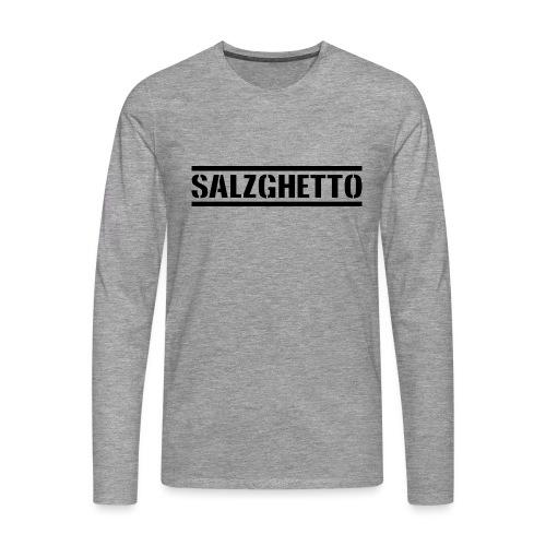 Salzgitter 01 - Männer Premium Langarmshirt