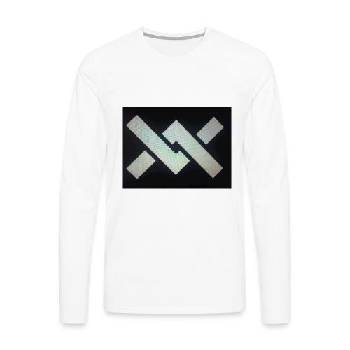 Original Movement Mens black t-shirt - Men's Premium Longsleeve Shirt