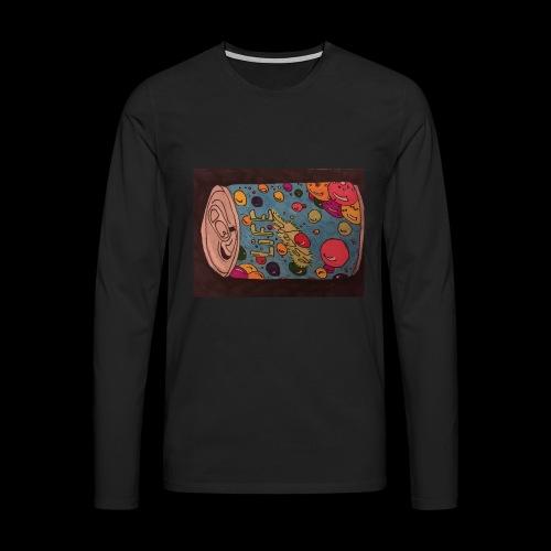 7AABC614 53CA 4156 B765 D9FBF5B8E496 - Herre premium T-shirt med lange ærmer