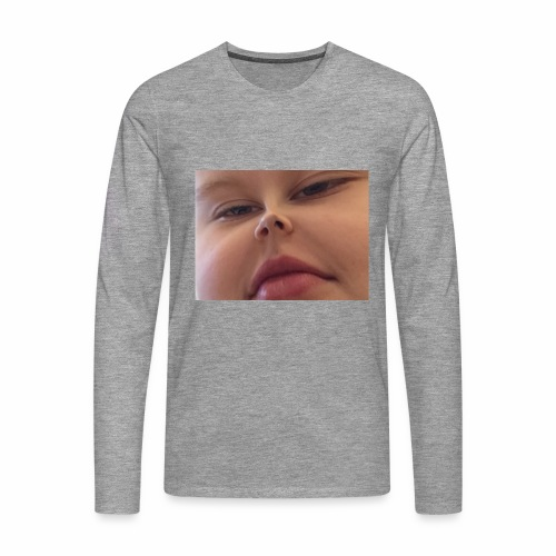 Sexy Man - Långärmad premium-T-shirt herr