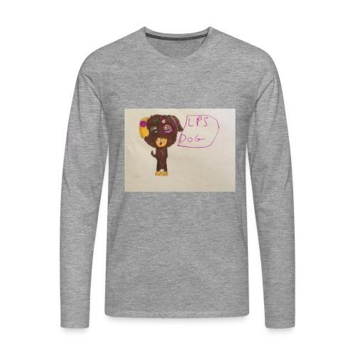 Little pets shop dog - Men's Premium Longsleeve Shirt
