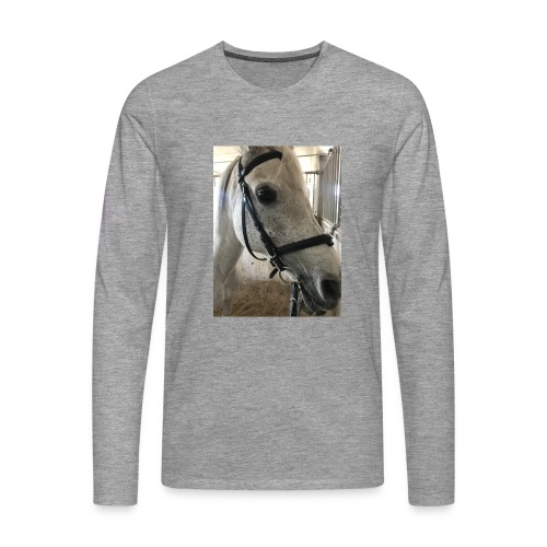 9AF36D46 95C1 4E6C 8DAC 5943A5A0879D - Premium langermet T-skjorte for menn