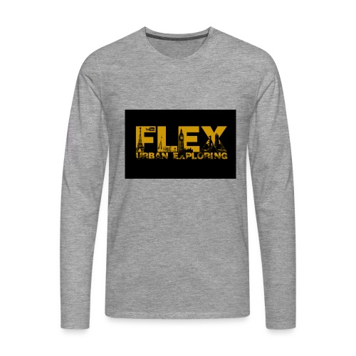 FlexUrban - Men's Premium Longsleeve Shirt
