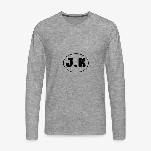 J K - Men's Premium Longsleeve Shirt