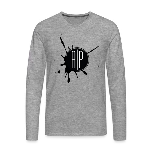 Atomic-Print - T-shirt manches longues Premium Homme